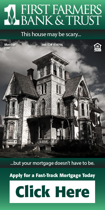 This house may be scary... but your mortgage doesn't have to be. Apply for a Fast-Track Mortgage Today. Click Here.